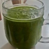 Ricetta correlata Frullato di spinaci