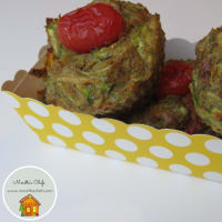 Ricetta correlata Muffin savory carrots and courgettes