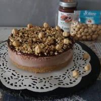 Ricetta correlata Cheesecake alla nocciola