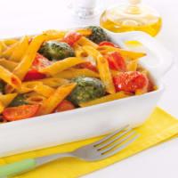 Ricetta correlata Penne al forno con polpettine di spinaci