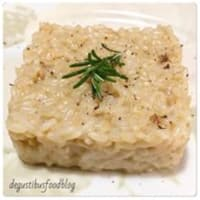 Ricetta correlata Risotto with pears, chestnuts and asiago