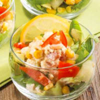 Ricetta correlata fruit appetizer with chicken