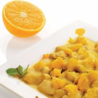 Ricetta correlata Chicken curry with citrus
