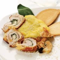 Ricetta correlata Turkey with creamed leeks