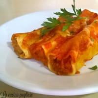 Ricetta correlata Cannelloni baked