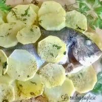 Ricetta correlata Sea bream to the Apulian
