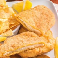 Ricetta correlata cutlet chips