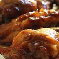 Ricetta correlata Caramelized chicken paprika