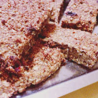 Ricetta correlata sugarless Energy bars