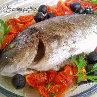 Ricetta correlata Mediterranean sea bream