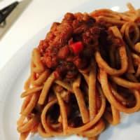 Ricetta correlata Ciriole di farro al ragù di lenticchie