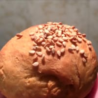 Ricetta correlata Red sesame buns