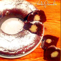 Ricetta correlata Chocolate Donut from the heart coconut