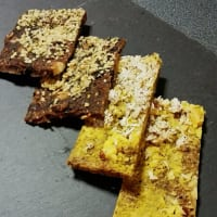 Ricetta correlata energy bars