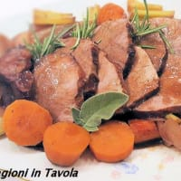 Ricetta correlata Walker roasted veal in the oven