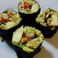 Ricetta correlata Sushi raw food