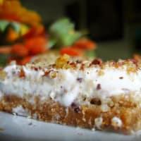 Ricetta correlata Falsa cheesecake allo yogurt greco e frutta secca