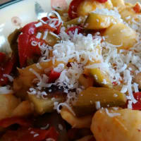 Ricetta correlata Pasta with vegetables