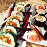 Ricetta correlata Fantasie di sushi di pesce