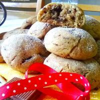 Ricetta correlata Cookies morbidi con pepite di cioccolato fondente