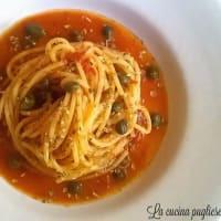 Ricetta correlata Spaghetti alla pizzaiola