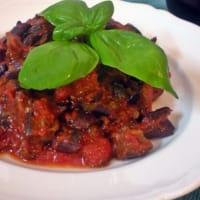 Ricetta correlata Eggplant baked mushroom