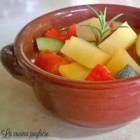 Ricetta correlata Ciabotto vegetable