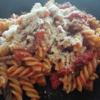 Ricetta correlata Amatriciana veg