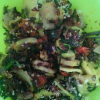 Ricetta correlata Insalata di riso venere alle verdure