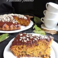 Ricetta correlata Torta di zucca e cioccolato fondente