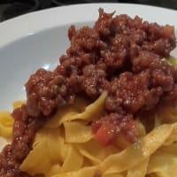 Ricetta correlata Meat sauce