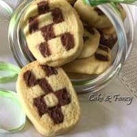 Ricetta correlata Biscotti rustici scacchiera