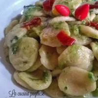 Ricetta correlata Orecchiette with turnip tops