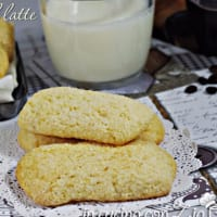 Ricetta correlata Biscuits milk without butter