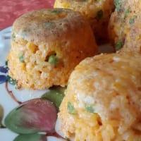 Ricetta correlata Sformatini di riso piselli zafferano