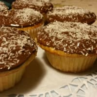 Ricetta correlata Coconut and chocolate cupcakes