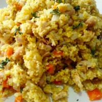 Ricetta correlata Cous cous of cauliflower