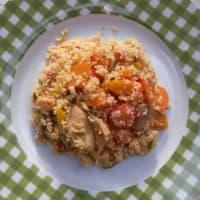 Ricetta correlata Cous cous al pollo e verdure