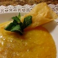 Ricetta correlata Velvety spiced pumpkin and chickpeas