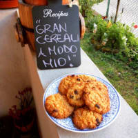 Ricetta correlata Biscuits with oats
