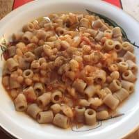 Ricetta correlata Pasta and white beans