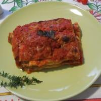 Ricetta correlata Parmigiana di melanzane alla pugliese