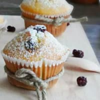 Ricetta correlata Muffin with dried cranberries