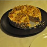 Ricetta correlata Cheesecake with hazelnut cream gluten and eggs