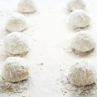 Ricetta correlata Walnuts snow snowballs cookies biscuits