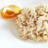 Ricetta correlata Risotto arancia e zenzero