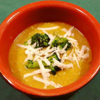 Ricetta correlata Oat soup and pumpkin