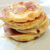 Ricetta correlata Mini pancakes with apples