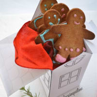Ricetta correlata Omini gingerbread gluten-free and lactose-free