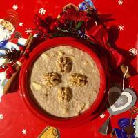 Ricetta correlata Porridge mele, vaniglia, cannella e noci